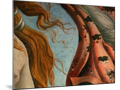 The Birth of Venus (Venus Anadyomene)-Sandro Botticelli-Mounted Giclee Print
