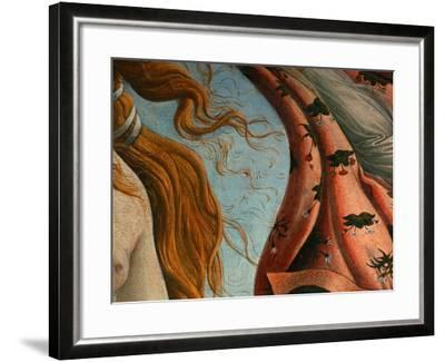 The Birth of Venus (Venus Anadyomene)-Sandro Botticelli-Framed Giclee Print