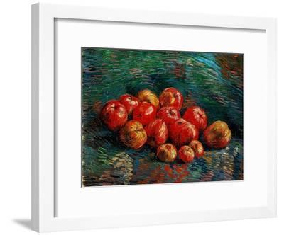 Apples-Vincent van Gogh-Framed Premium Giclee Print
