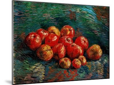 Apples-Vincent van Gogh-Mounted Premium Giclee Print