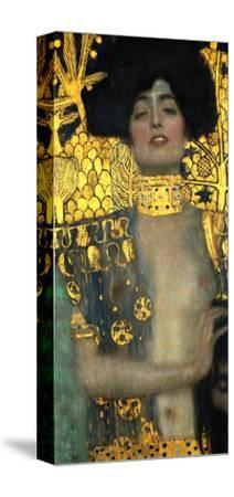 Judith with the Head of Holofernes, 1901-Gustav Klimt-Stretched Canvas Print