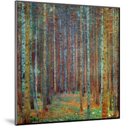Tannenwald (Pine Forest), 1902-Gustav Klimt-Mounted Giclee Print