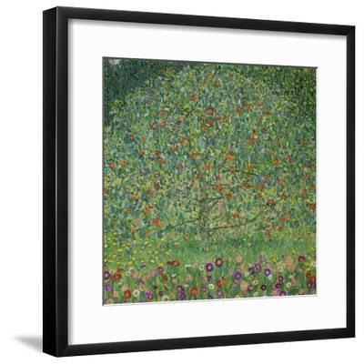 Apple Tree, 1912-Gustav Klimt-Framed Premium Giclee Print