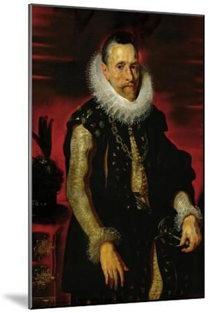 Archduke Albrecht VII (1559-1621), Governor of the Netherlands-Peter Paul Rubens-Mounted Giclee Print
