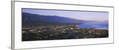 Highway 101, Santa Ynez, Santa Barbara, California, USA--Framed Photographic Print