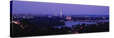 Washington D.C., USA--Stretched Canvas Print