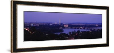 Washington D.C., USA--Framed Photographic Print
