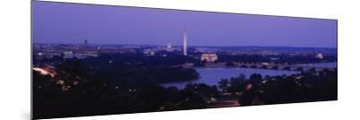 Washington D.C., USA--Mounted Photographic Print