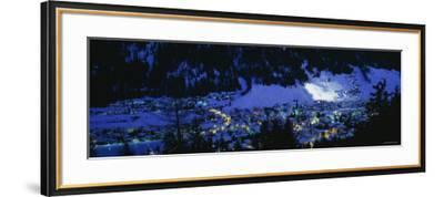 Davos, Switzerland--Framed Photographic Print