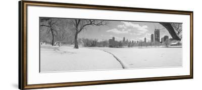 Lincoln Park, Chicago, Illinois, USA--Framed Photographic Print