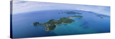 Island, Bay of Islands, North Island, New Zealand--Stretched Canvas Print