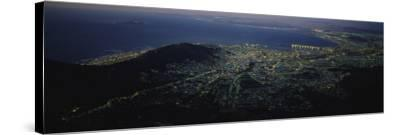 Cape Town, South Africa--Stretched Canvas Print