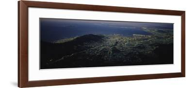 Cape Town, South Africa--Framed Photographic Print
