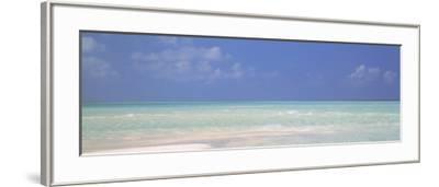 Indian Ocean, Maldives--Framed Photographic Print