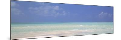 Indian Ocean, Maldives--Mounted Photographic Print