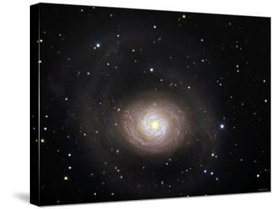 Messier 94-Stocktrek Images-Stretched Canvas Print
