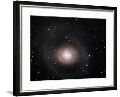 Messier 94-Stocktrek Images-Framed Photographic Print