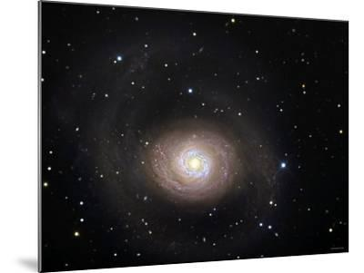 Messier 94-Stocktrek Images-Mounted Photographic Print