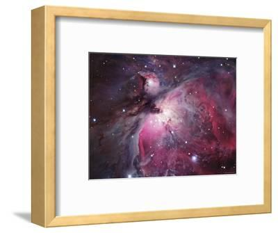 A Close up of the Orion Nebula-Stocktrek Images-Framed Photographic Print