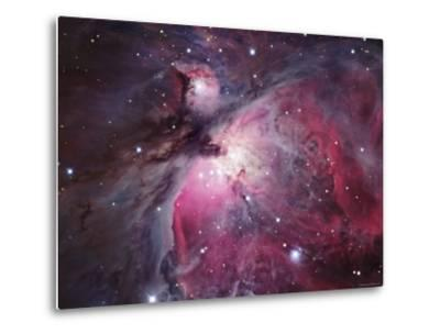 A Close up of the Orion Nebula-Stocktrek Images-Metal Print