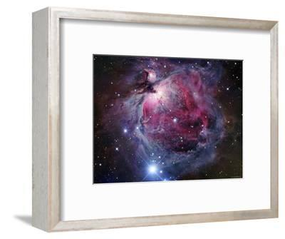 The Orion Nebula-Stocktrek Images-Framed Photographic Print