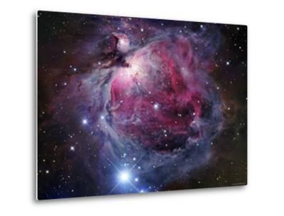 The Orion Nebula-Stocktrek Images-Metal Print