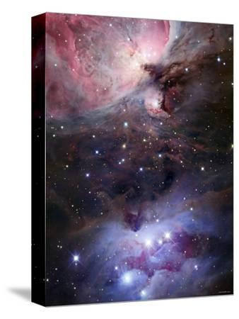 The Sword of Orion-Stocktrek Images-Stretched Canvas Print