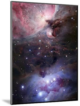 The Sword of Orion-Stocktrek Images-Mounted Photographic Print