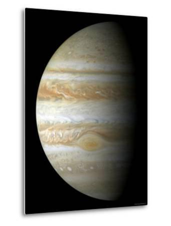 Jupiter-Stocktrek Images-Metal Print