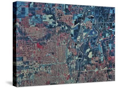 Washington, D.C.-Stocktrek Images-Stretched Canvas Print