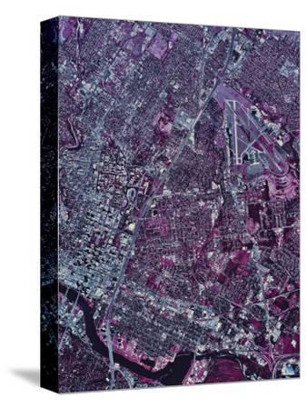 Austin, Texas-Stocktrek Images-Stretched Canvas Print