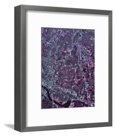 Austin, Texas-Stocktrek Images-Framed Photographic Print
