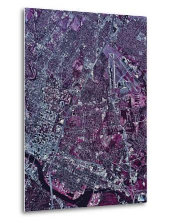 Austin, Texas-Stocktrek Images-Metal Print