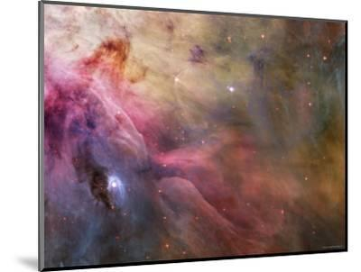 Orion Nebula-Stocktrek Images-Mounted Photographic Print