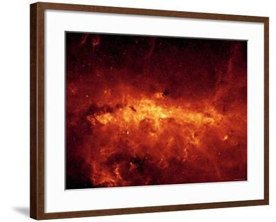 Milky Way-Stocktrek Images-Framed Photographic Print
