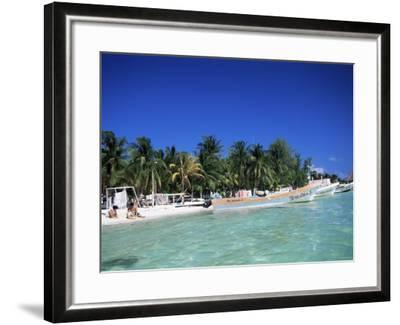 Isla Mujeres, Yucatan, Mexico, North America-Nelly Boyd-Framed Photographic Print