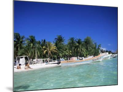 Isla Mujeres, Yucatan, Mexico, North America-Nelly Boyd-Mounted Photographic Print