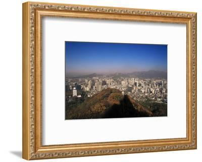 Seoul, South Korea, Korea-Charles Bowman-Framed Photographic Print