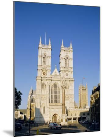 Westminster Abbey, London, England, UK-Charles Bowman-Mounted Photographic Print