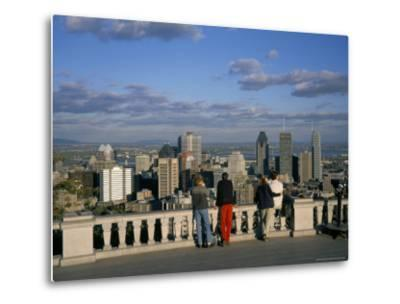 Montreal, Quebec State, Canada-Charles Bowman-Metal Print