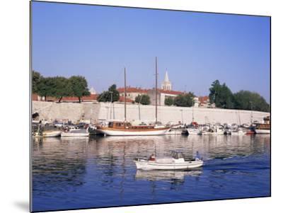Zadar, Dalmatian Coast, Croatia-Charles Bowman-Mounted Photographic Print