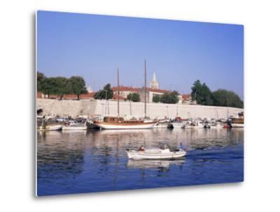 Zadar, Dalmatian Coast, Croatia-Charles Bowman-Metal Print