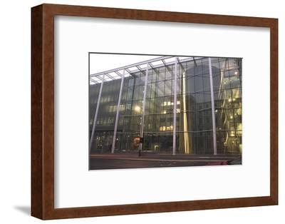 Imperial College, Kensington, London, England, United Kingdom-Charles Bowman-Framed Photographic Print