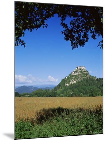 Hochosterwitz Castle, Carinthia, Austria-Jean Brooks-Mounted Photographic Print