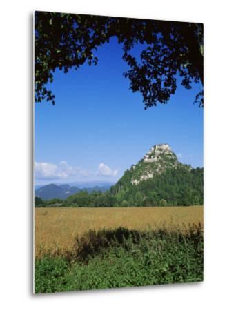 Hochosterwitz Castle, Carinthia, Austria-Jean Brooks-Metal Print