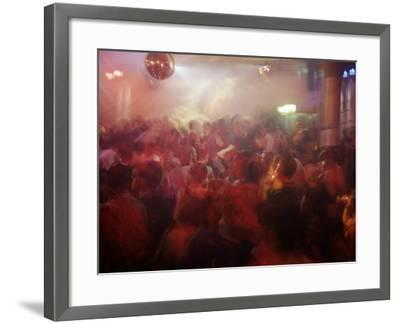 Meltdown, Drum and Bass, Brighton, Sussex, England, United Kingdom-Jean-luc Brouard-Framed Photographic Print