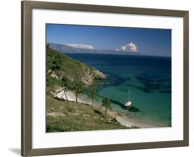 Cape Finisterre, Galicia, Spain-Michael Busselle-Framed Photographic Print