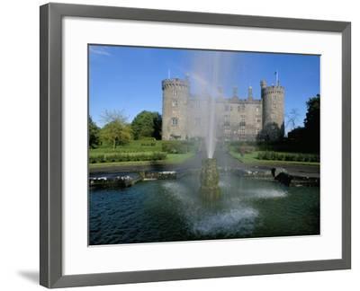 The Castle, Kilkenny, County Kilkenny, Leinster, Eire (Ireland)-Bruno Barbier-Framed Photographic Print