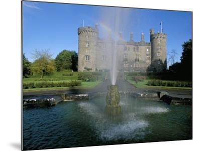 The Castle, Kilkenny, County Kilkenny, Leinster, Eire (Ireland)-Bruno Barbier-Mounted Photographic Print