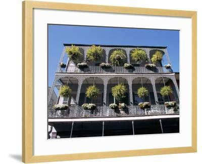 French Quarter, New Orleans, Louisiana, USA-Bruno Barbier-Framed Photographic Print